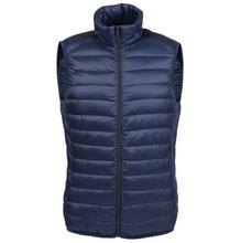 Winter duck down vest men Ultra Light 90% Duck Down Vest loose waistcoat Vest Sleeveless jacket autumn black gray blue navy(China (Mainland))