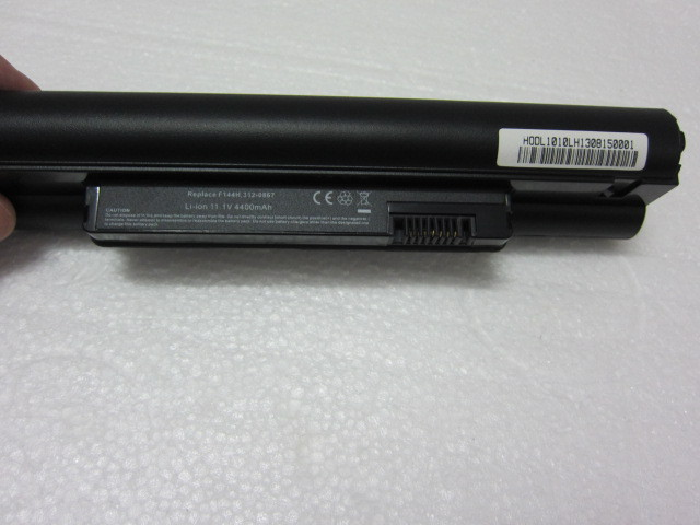 laptop battery for DELL 312-1086 3G0X8 453-10184 XCKN7 3K4T8,Mini 10,1018(China (Mainland))