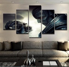 Buy Framed 5 Pieces HD Canvas Ar Print Painting x-men Modern Home Decor Picture Painting Canvas Wall Art Picture Home Decoration for $24.00 in AliExpress store