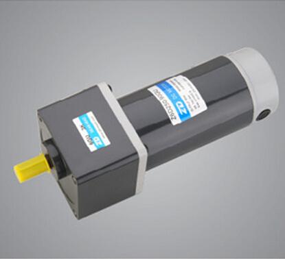 250W 90mm 24V DC motors Ratio 6:1 Micro DC gear motors 4 pcs in a parcel(China (Mainland))