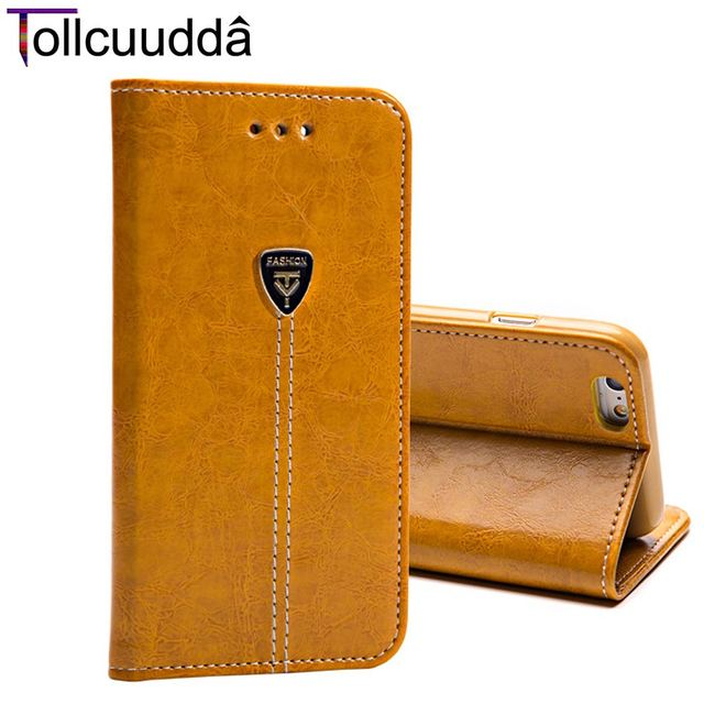Wallet Phone Bag Leather Cover Case For Apple Iphone 4 4s 5 5s 6 6 Plus Stand Flip Coque On Mobile Cell Phone Fundas Cover Cases