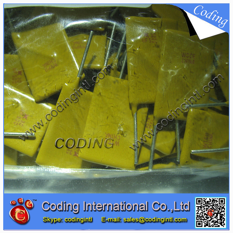 100pcs/lot fuse TYCO RUEF500 5A 30V DIP2 PolySwitch Resettable fusibles(China (Mainland))