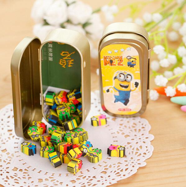 Ластики из Китая