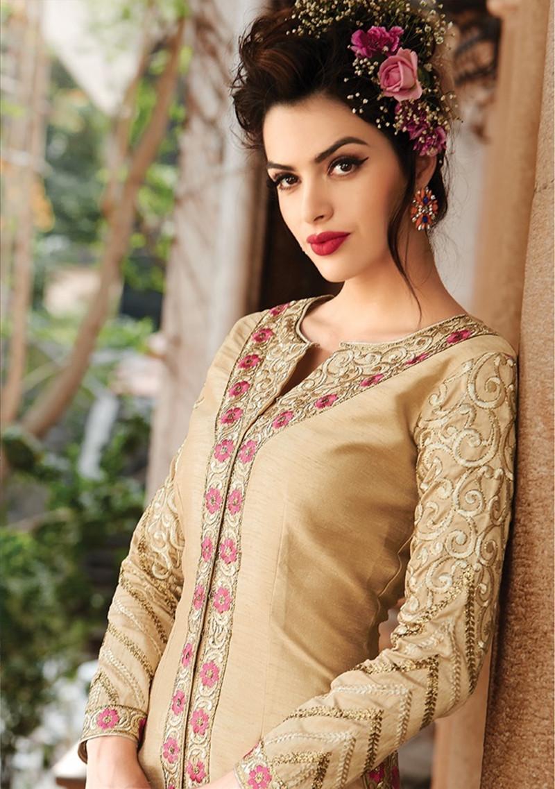 Innovative Salwar Kameez Suits  Georgette Churidar Suits  Punjabi Style Suits