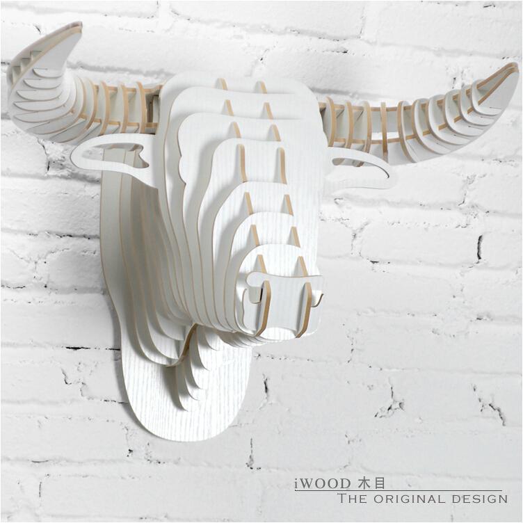 style espagnol t te d cor la maison de taureau taureau. Black Bedroom Furniture Sets. Home Design Ideas