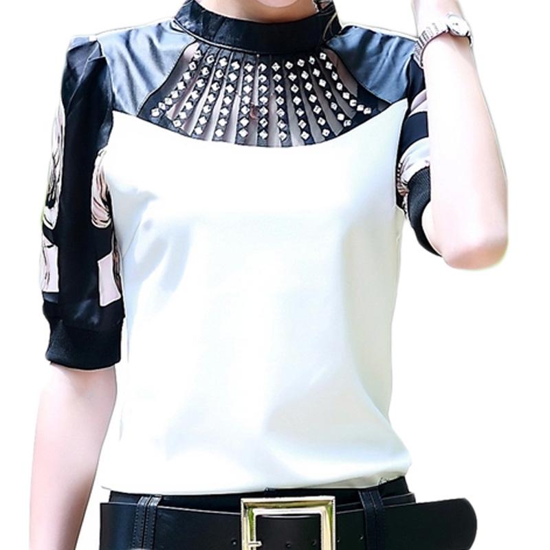 Женские блузки и Рубашки Carry 2015 Camisa Blusas Femininas M15932