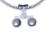 Dental Binocular Loupes 3.5X420mm Optical Glass Loupe+LED Head Light Lamp Silver