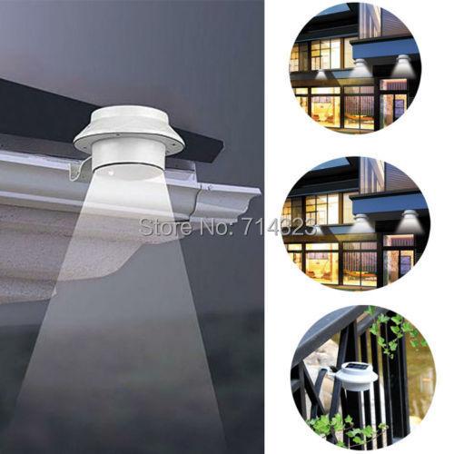 Солнечный светильник для улицы Etrons 8 3  Light-001