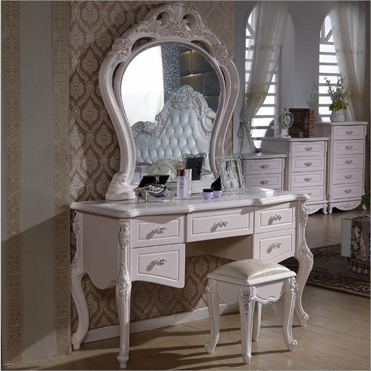 Vanit mobilier de chambre promotion achetez des vanit for Commode chambre a coucher moderne