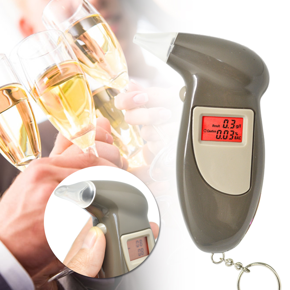 Best Selling KeyChain Alcohol Tester ,Business Gift Digital LCD Display Alcohol tester Breathalyzer,Factory Drive Safety(China (Mainland))