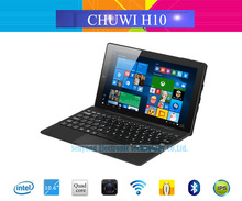 Original Chuwi HI10 Windows 10 Tablet PC 10.1 Inch IPS 1920x1200 Intel Trail-T3 Z8300 Quad Core 4GB RAM 64GB ROM Bluetooth HDMI(China (Mainland))