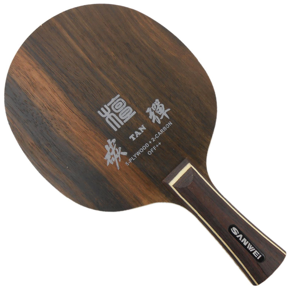 Sanwei H7 Sandal Wood (H-7, H 7) Table Tennis / PingPong Blade<br><br>Aliexpress