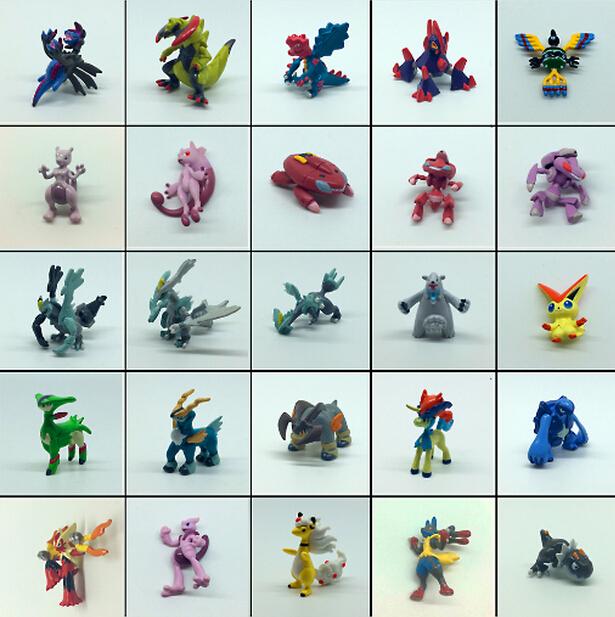 High Quality Genuine Pokemon Tomy Pokemon Figures Mewtwo Blaziken Kyurem Japanese Anime Pokemon Toys Children Kids Baby Gift(China (Mainland))
