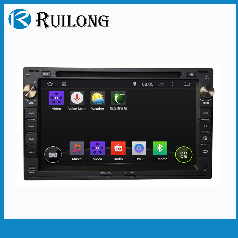 "7"" HD 1024*600 Android 4.4 Car DVD GPS for VW VOLKSWAGEN Sharan Bora Passat B5 1999 2000 2001 2002 2003 2004 2005 With Canbus(China (Mainland))"
