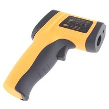 Segura Precise LCD sin contacto luz infrarroja Digital clínico termómetro de temperatura temperatura pistola GM380