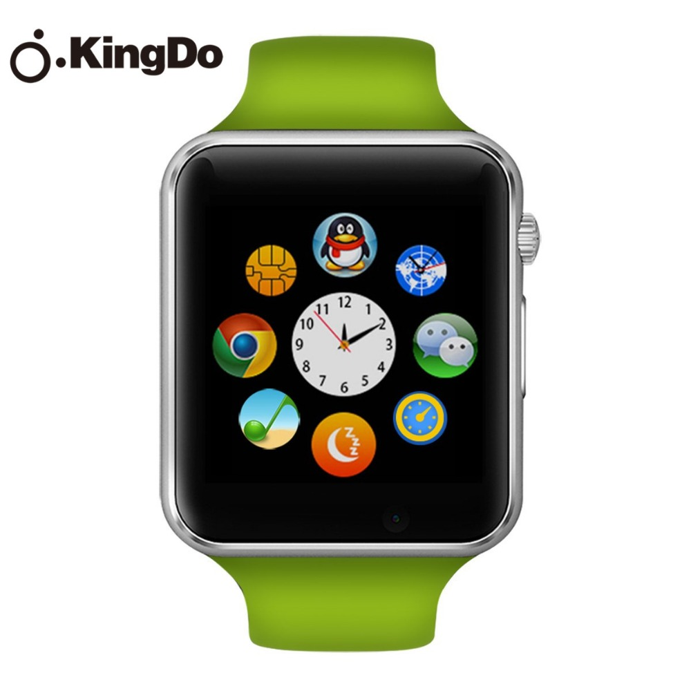 US UK Free Shipping Sport Pedometer Smart Watch Android Wear Support Sim Card TF Card Camera For Android IOS Smartphones(China (Mainland))