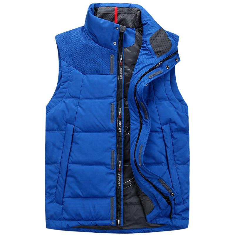 2014 winter new RLX authentic men warm down vest wholesale casual upscale casual waistcoat collar vestОдежда и ак�е��уары<br><br><br>Aliexpress