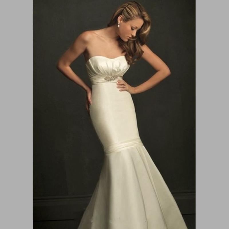 2015 sexy mermaid corset wedding dresses open back beaded for Sexy corset wedding dress
