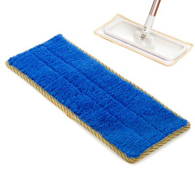 Washable Reusable Replacement Microfiber Mopping Cloth F2299(China (Mainland))