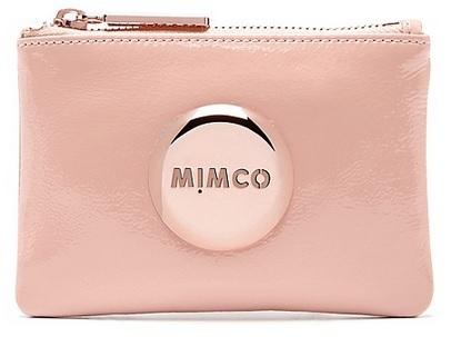 Горячая распродажа mimčo румяна розовый маленький mimčo мешок-женщины кошельки кошелек ...