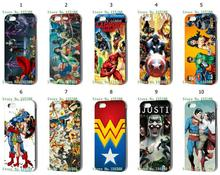 super man retail hybrid american hero white Mobile Phone hard cover cases for iphone 6plus/6s plus 5.5inch free shipping