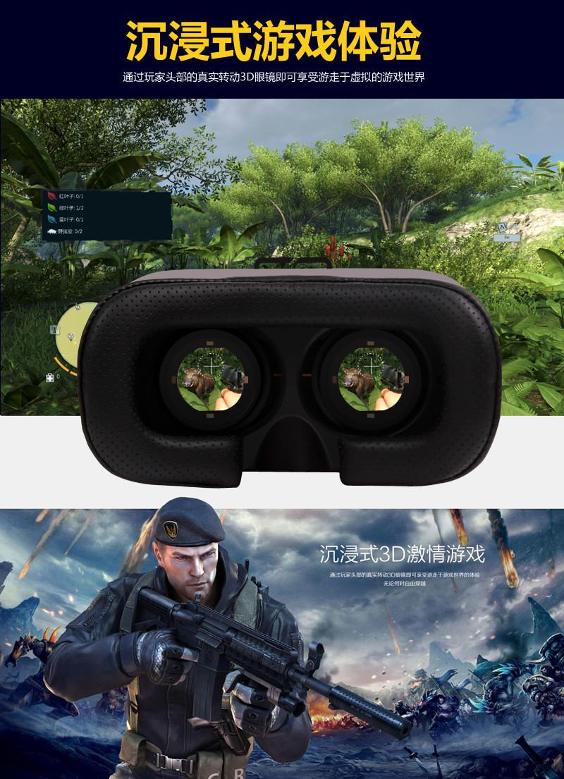 ถูก GeniuneVRกรณีII VRกล่องโทรศัพท์มือถือโทรศัพท์3Dแว่นตา(ป้องกันสีฟ้าหน้ากากป้องกัน)หมวกกันน็อกความเป็นจริงเสมือนKotakuพายุกระจก3Dกล่อง