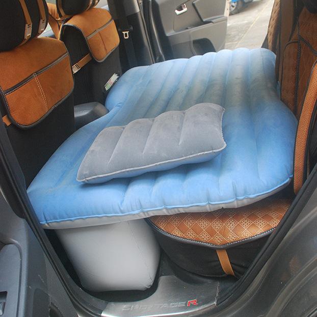 Mat Camping Car Inflatable Mattress Car Rear SUV Self Driving Travel Car Ride, Oxford Travel Bed Car Auto Inflatable Cushion(China (Mainland))