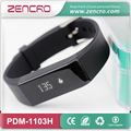 Zencro Colorful Wristband Smart Activity Tracker Fitness Band Pulse Watch for iOS