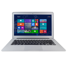 Core I7 Ultrabook Laptop Computer Notebook with 8GB RAM & 128GB SSD Wifi HDMI Bluetooth Windows 8.1 System Aluminum Alloy Case