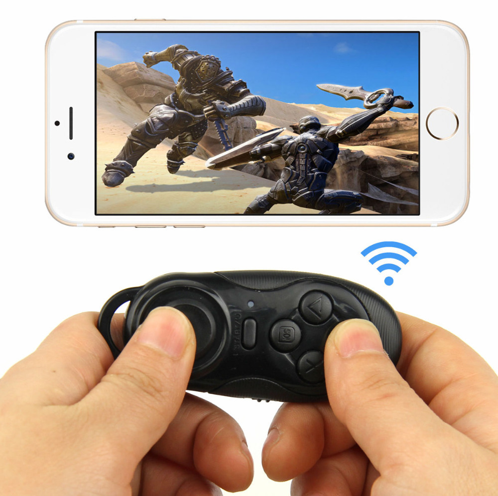 Camera Phone Control Android universal mobile phone bluetooth selfie smart remote control shutter gamepad wireless for ios android in cont