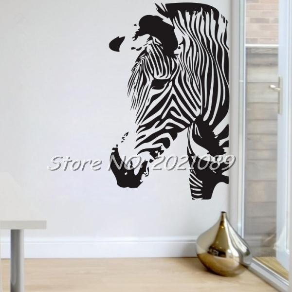 Zebra Wall Decoration : Popular zebra wall decor buy cheap lots