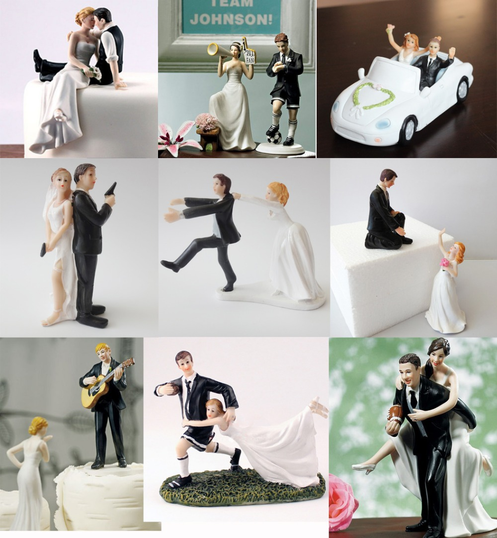 Outstanding Guitar Wedding Cake Toppers Illustration - The Wedding ...