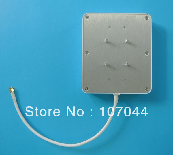 2300-2700MHz 10dBi 2.4G WIMAX/Wifi outdoor Pole Mounting panel Antenna,Long distance transmission communication antenna