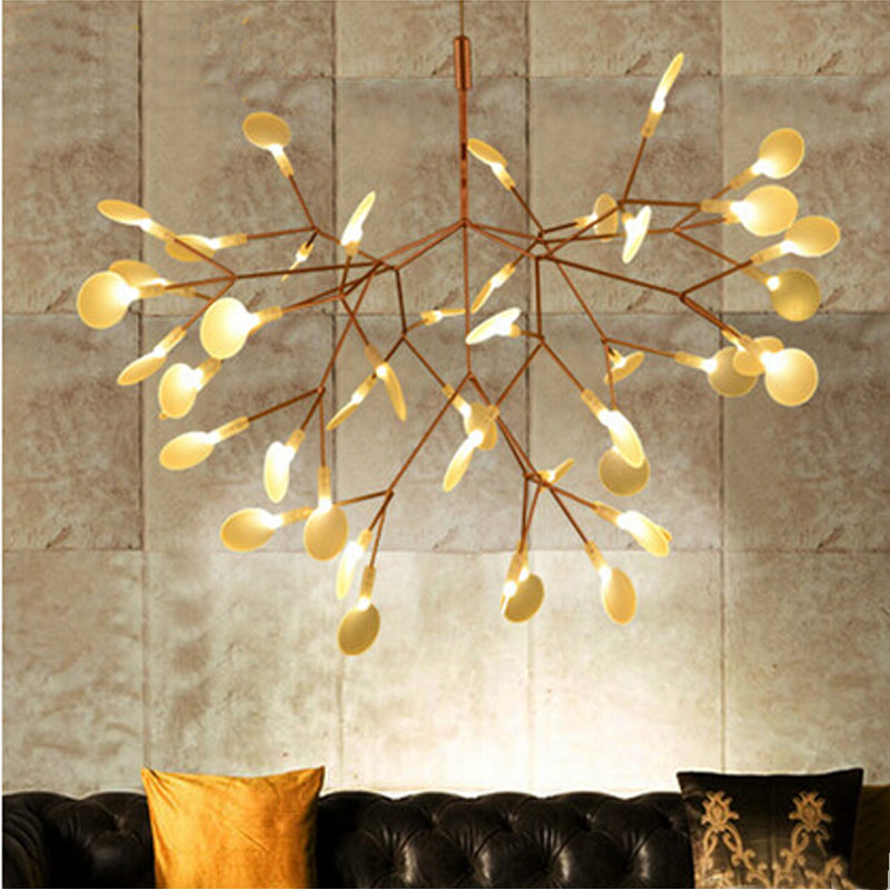 Compare prices on lighted tree branches online shopping for Suspension 3 branches
