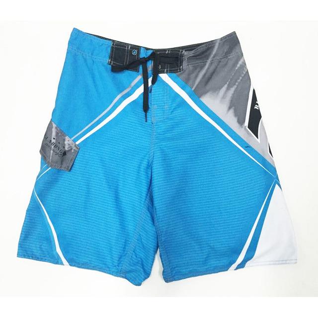 2016 быстросохнущие мужские бордшорты бренд пляжные шорты шорты бермуды masculina ...