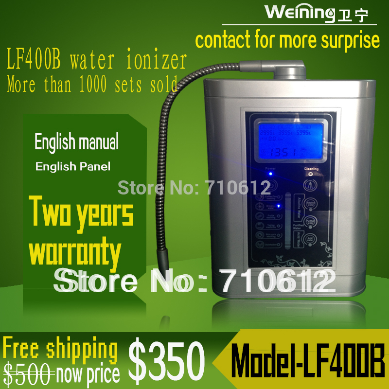 Electrolysis Water Ionizer Free Shipping, Alkaline Water and Acid water Machine<br><br>Aliexpress
