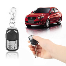 1pcs Electric Cloning Universal Gate Garage Door Remote Control Fob 433mhz Car Key Fob(China (Mainland))