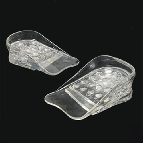 IMC Silicone High Heel Lift Shoe Inserts Height Increase Insoles(China (Mainland))