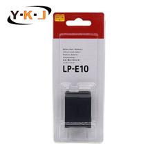 LP-E10 LP E10 LPE10 Rechargeable Camera Battery For Canon EOS 1100D 1200D Kiss X50 X70 Rebel T3 T5 Original Batteries Pack