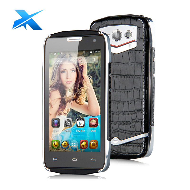 Original DOOGEE TITANS2 DG700 4.5inch Mobile Phone Android 5.0 8MP 8GB 3G 4000mAh Smartphone(China (Mainland))