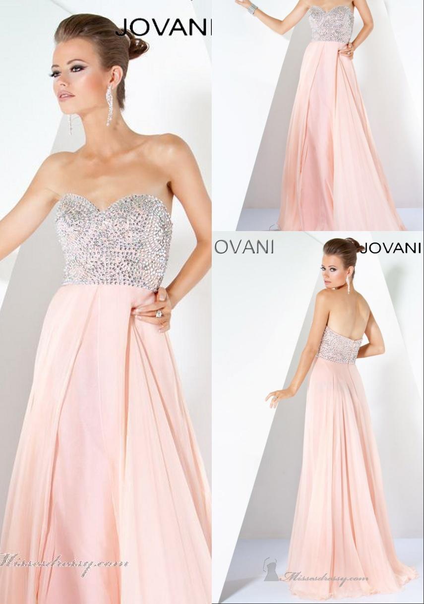 Light Pink Prom Dress 2013 - More information