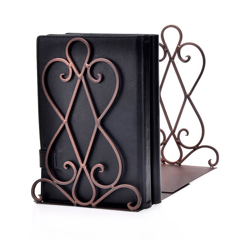 Fashion Free Shipping 2016 High Qualtiy Luxury Art bookends bookends Gift Bookcase Wholesale(China (Mainland))