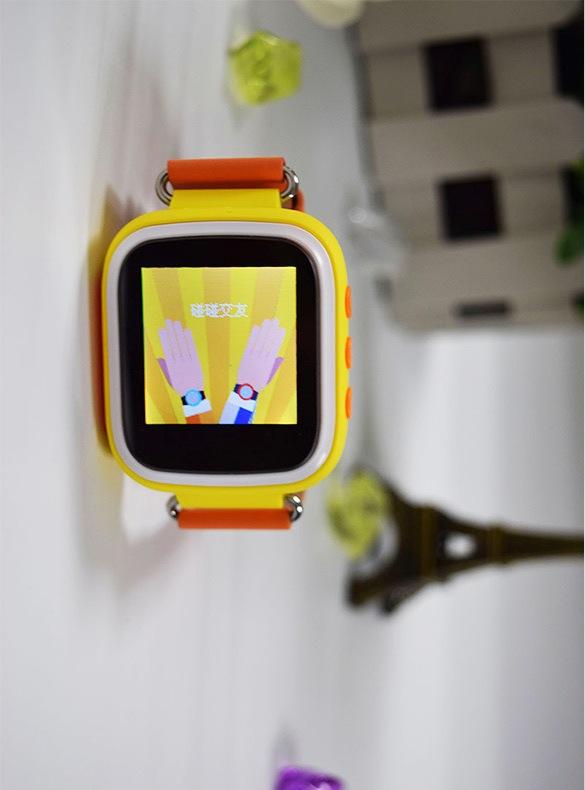 "1.44"" color screen Kids GPS Tracker Watch SOS Emergency sim card smartband watch pedometer power save russian Q80 X5 U8 Q50 q60(China (Mainland))"