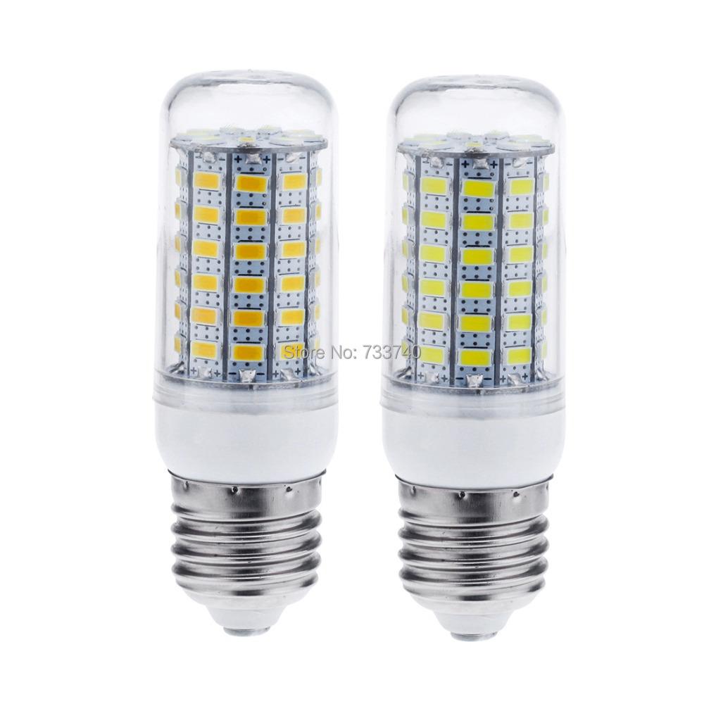 bright 10pcs lot e27 bulb led lighting smd5730 ac220v led corn bulb. Black Bedroom Furniture Sets. Home Design Ideas
