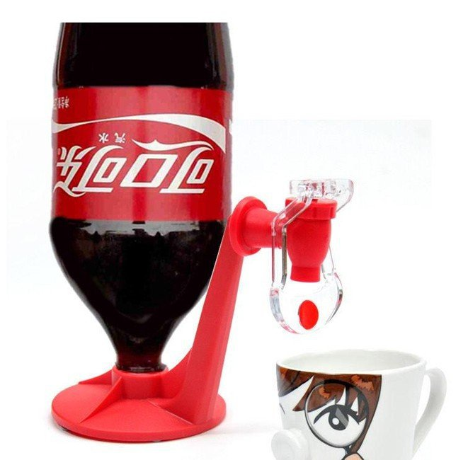1X Fizz Soda Saver coke cola drinks Dispenser Bottle Drinking Water Dispense Machine  quoted the device 08063(China (Mainland))