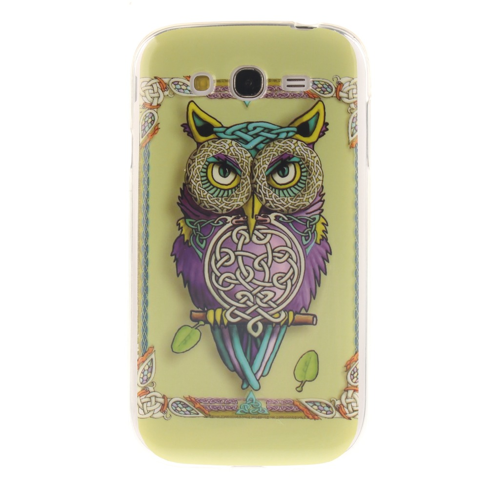 For Samsung I9082 I9080 I9062 I9060 Case Ultra Thin Soft Silicone TPU Case Mobile Phone Protective Back Cover Case Drop Shipping(China (Mainland))