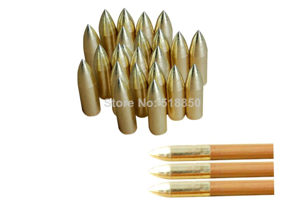 Wholesale 1000pcs/lot Steel target practice arrowhead replacing 8mm wooden arrow shaft for 30-60lbs recurve longbow<br><br>Aliexpress