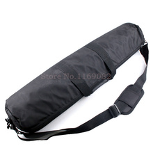 75cm Padded Camera Monopod Tripod Carrying Bag Case For Manfrotto GITZO SLIK(China (Mainland))