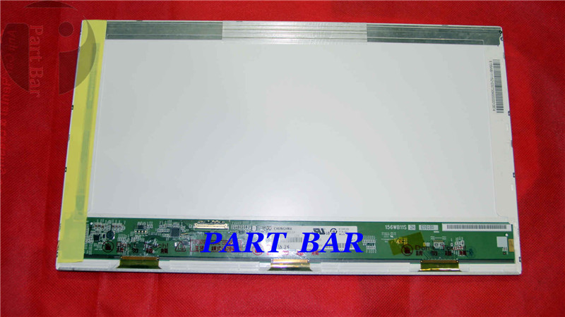 Original 100%New CLAA156WB11A 15.6'' WXGA 1366*768 Glossy For Laptop LCD Screen Panel LED Backlihgt(China (Mainland))