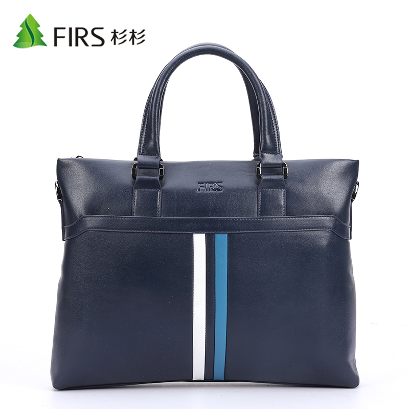 FIRS Brand Men Bags British Style Genuine Leather Bag Casual Briefcase Portfolio Leather Design Gentleman Handbag Large Capacity<br><br>Aliexpress